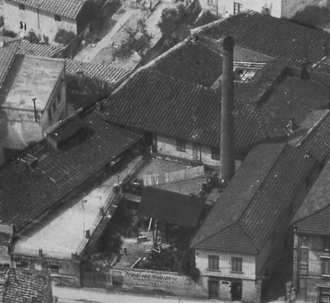 La Fonderia di Rifredi. Vecchia sede operativa della Fonderia Artistica Marinelli di Firenze (FAFM)