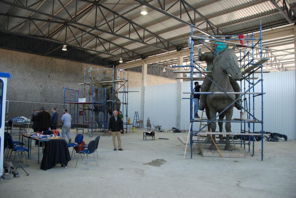 Delcev e gruev skopje 2008 fonderia artistica for Marinelli arredo urbano