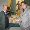 Da sinistra Avv. Federico Frediani e il Prof. John Spike